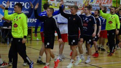 Photo of Zaległy mecz Mazura Sierpc z radomskim Uniwersytetem