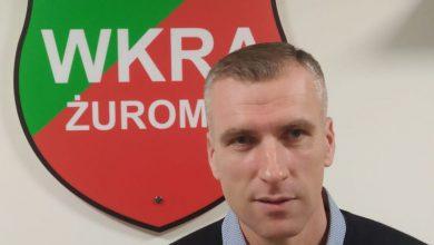 Photo of Piłkarze Wkry Żuromin mają nowego trenera