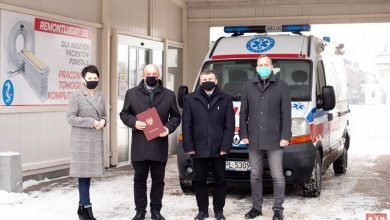 Photo of Wsparcie dla szpitala w Sierpcu