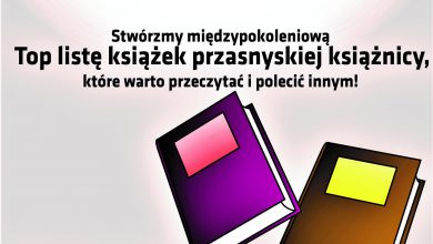 Photo of Biblioteka w Przasnyszu chce stworzyć top listę swoich książek