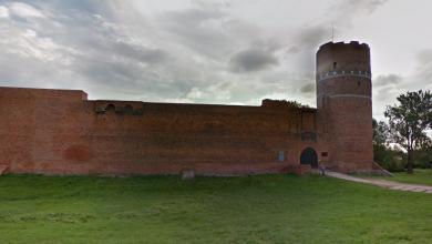 Photo of Prace budowlane na ciechanowskim zamku