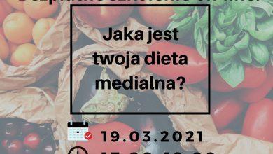 Photo of Dieta medialna tematem bezpłatnych warsztatów