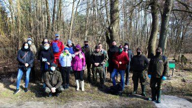 Photo of Wolontariusze zebrali 70 worków śmieci nad Welem