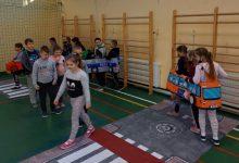 Photo of Dzieci w Koszelewach uczyły się bezpiecznego poruszania po drodze