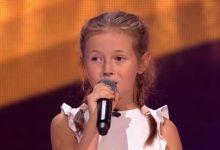 Photo of Natalia Pawelska z gminy Lidzbark powalczy o ścisły finał The Voice Kids