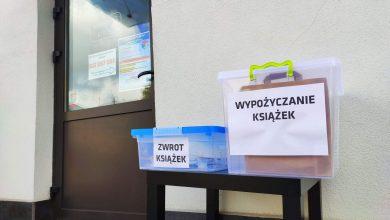 Photo of Przasnysz: mailowe i telefoniczne wypożyczanie książek