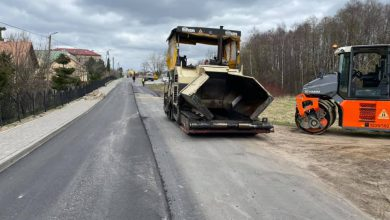 Photo of Poprawa bezpieczeństwa na drodze Rogowo-Wymyślin