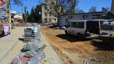 Photo of Pierwszy etap remontu ulicy Podgórnej w Sierpcu na ukończeniu